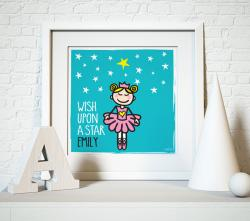 wish-upon-a-star-emily-frame