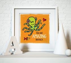 you-are-amazing-bianca-frame